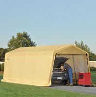 Портативный тентовый гараж ShelterLogic 3x6,1x2,4 м - Тентовые гаражи ShelterLogic