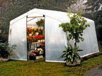 Теплица CoverIT Eco 3x4x2м со светорассеивающим тентом - Сборные теплицы CoverIt
