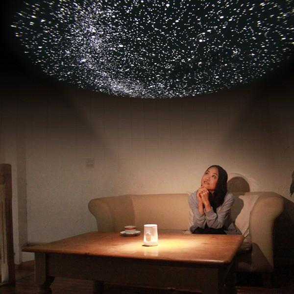 Лампа планетарий своими руками